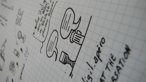 {brainstorming} digit.apero - start the conversation
