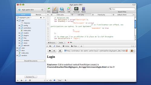 Du code, du code et du code