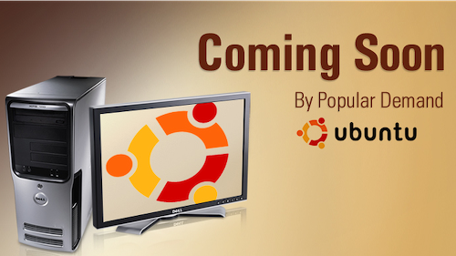 Unbuntu dans les Dell