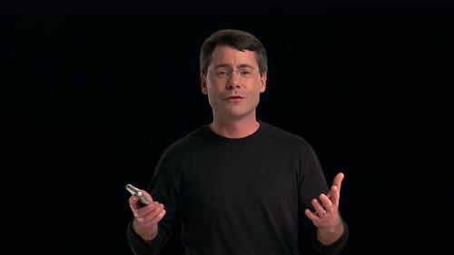 Vidéo de présentation de l'iPhone