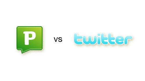 Pownce vs Twitter
