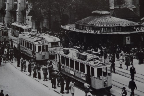 Saint-François, 1945