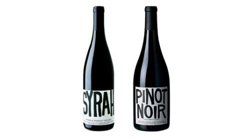 Syrah et Pinot Noir
