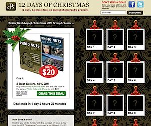 Capture d'écran du site de Digital Photography School